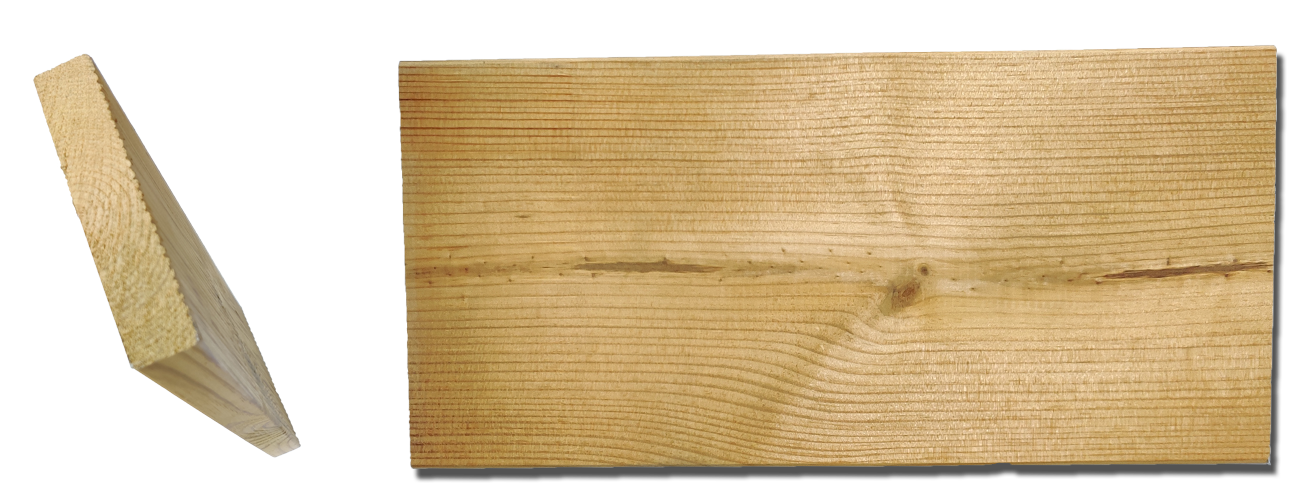 דק תרמי מעץ אורן חברת כמיסה מחסן עצים